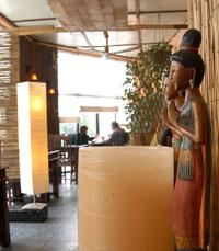 המסעדה הקבועה של הדיפלומטים של שגרירות תאילנד