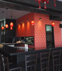 מסעדה בלב המרכז המסחרי של אור יהודה