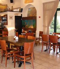 מסעדה קסומה עם ניחוחות וטעמים המאפיינים את הגליל
