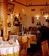 מסעדה כשרה הממוקמת בבית אחוזה עתיק