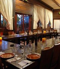 """""""המסעדה מלאה בניחוחות איטלקיים, ובאווירה נינוחה"""""""