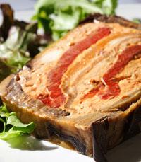 מסעדה עם אווירה פריזאית ותפריט קינוחים מפתה