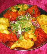 """""""מסעדת נמסטה סיפקה לנו חוויה הודית אמיתית"""""""