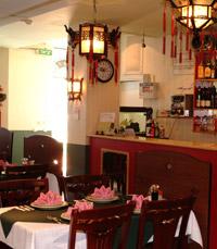 מסעדה המתמחה במטבח הסיני המסורתי