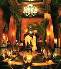 המסעדה בה מלך מרוקו אוהב לאכול