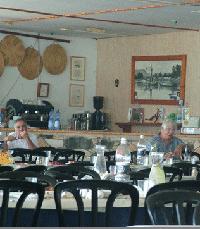 מסעדת בשרים ודגים על שפת הכנרת