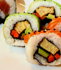 ביושי מטבח יפני פתוח