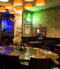 באוונגרד - מסיבה אירית והמון אלכוהול