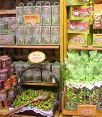 """ממתקים ייחודיים למקום """" זיתי שוקולד"""""""