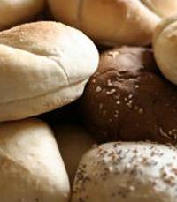 """""""לחמניות מחיטה מלאה, לחם דגנים טרי ולחם קלוי"""""""