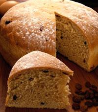 לחם הבית עם מטבלים