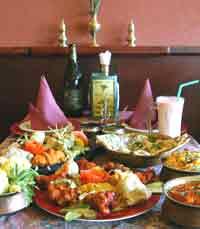 מסעדת אינדירה בתל אביב נפתחה בשנת 93