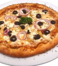 פיצה איטלקית אמיתית