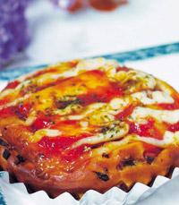מבחר אנטיפסטי, פלטת גבינות, אומלט