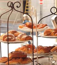 בקדוש -ארוחות בוקר לאורך כל היום
