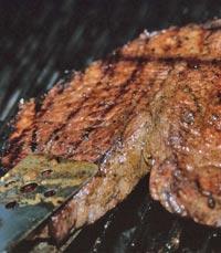 איכויות הבשר יוצאות דופן והוא מוגש ללא רטבים