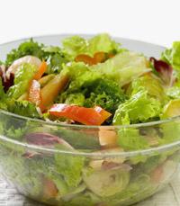 סלט ירוק דיאטטי