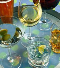 תפריט בירות ואלכוהול עשיר
