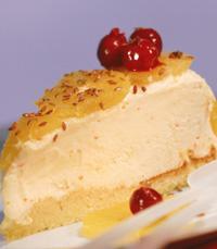 קינוחים נוספים: גלידת קוקוס עם קדאיף ובוטנים
