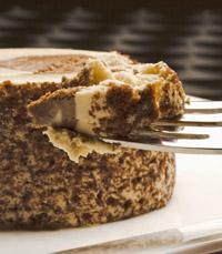 פאדג' שוקולד איכותי, טריו קרם ברולה