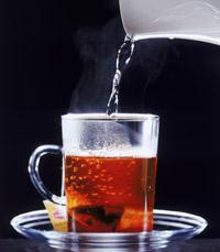"""חברת """"נופר"""",  פיתחה שני סוגי תה"""