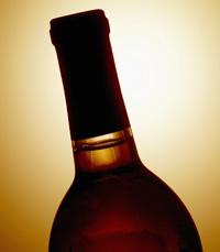 בקבוק יין צונן לקיץ