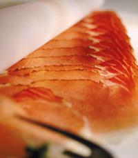 פרוסת דג טרי
