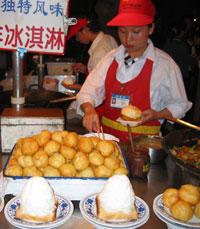 סין. אנשים מתוקים; נופים מדהימים; והאוכל- חוויה