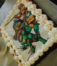 במרכז העוגות -ריבות, קישוטי עוגה ותמונות אכילות