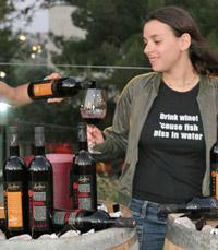 הפסטיבל מציע מבחר מיינות במחירים אטרקטיבים