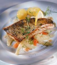 לורן מסעדת דגים חלבית