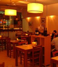 מסעדת תמרה במתחם הסינמטק בתל אביב