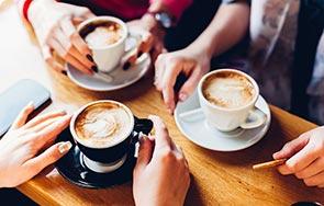 בתי קפה בדרום