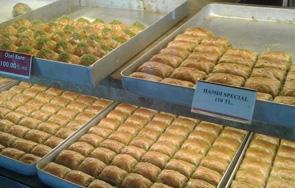 סופשבוע של אוכל טורקי