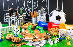 מה אוכלים בשידורי הספורט?