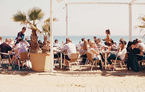 מסעדות לאחר הים בשבת