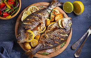 אם לא בשר תאכלו דגים!