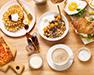 ארוחות בוקר מומלצות