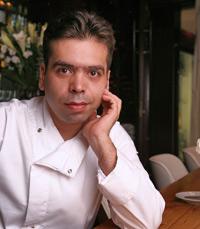 שף רפי כהן למסעדת רפאל
