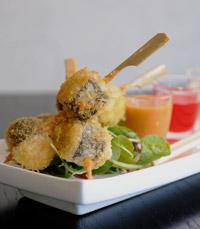 סושי טמפורה במסעדת תאי צ'ין טבעון