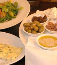 פרש ירושלים - ארוחות בוקר