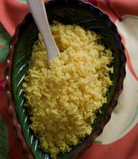 האורז של אינדירה הוא יצירת אמנות