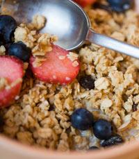 ליאורה חוברה: דגנים לארוחת בוקר