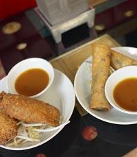 האגרול של מסעדת טוקאי בחיפה הוא בשרני
