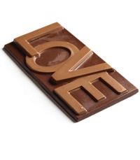 טבלת אהבה ברשת רואי שוקולד