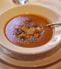 המרק של מסעדת לוצ'נה