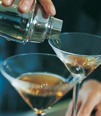 לחם יין יהוד - מתחילים במרטיני אפרסקים
