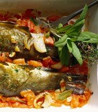 מסעדת ארמנדו תל אביב מציעה דגי ים שלמים