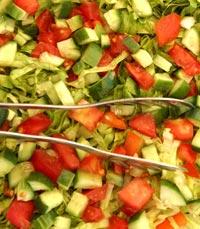 ליאורה חוברה: הכניסו ירקות לכריך
