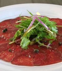 Meat and Wine - מתחילות בקרפצ'יו בקר